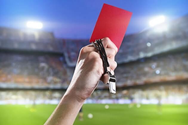 Soccer rules 2016/2017