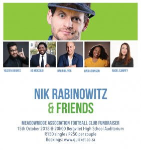 Nik Rabinowitz & Friends